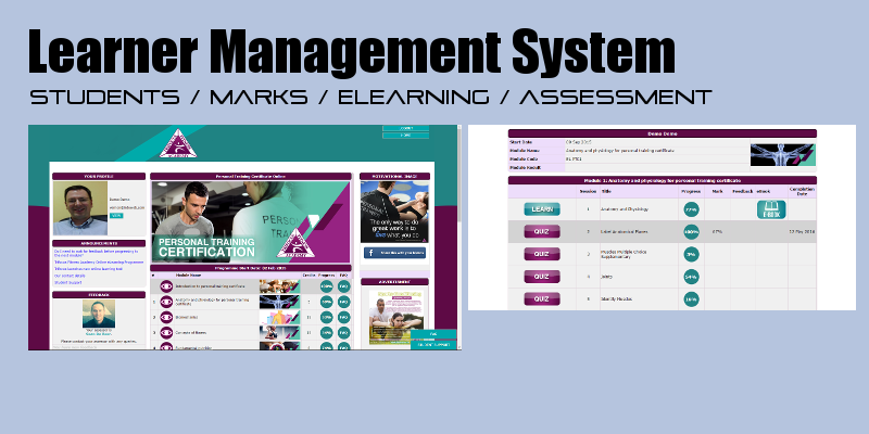 Learner Management